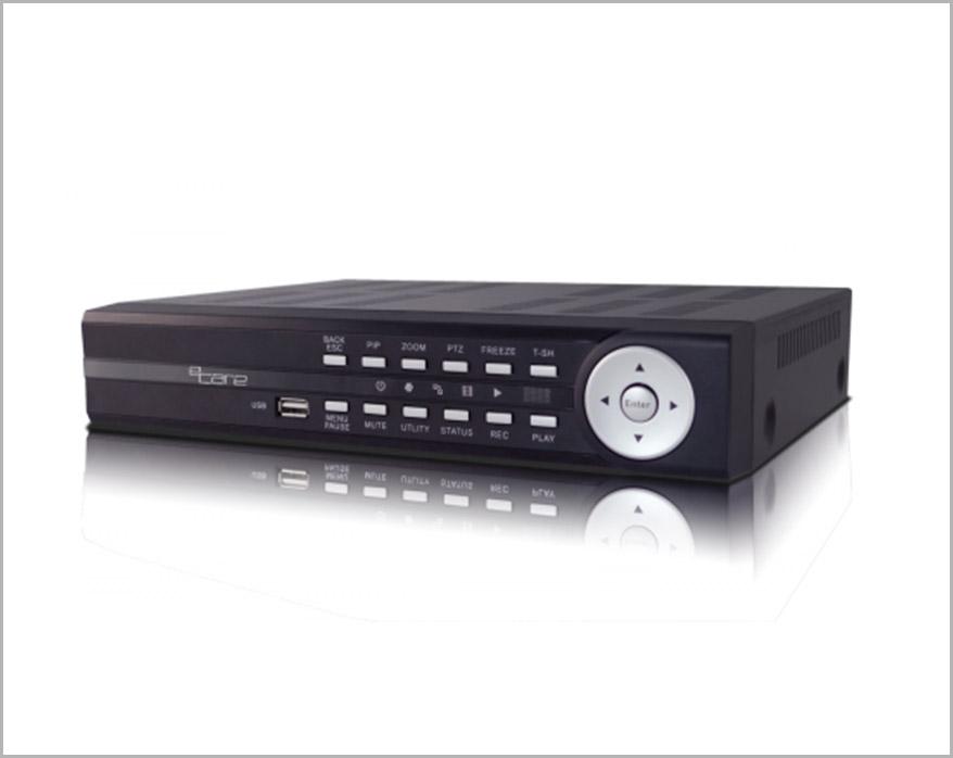 Enregistreur numérique pour videosurveillance -Systeo Protection