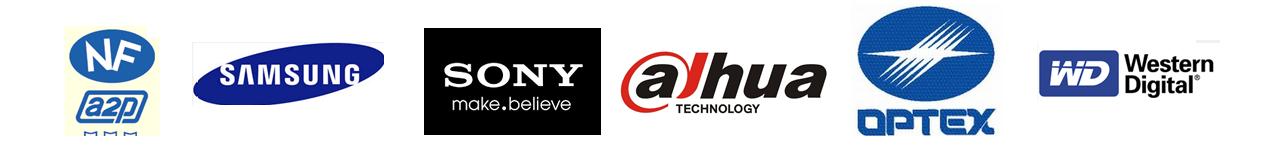 Matériel Systeo Protection - Alarme et vidéosurveillance